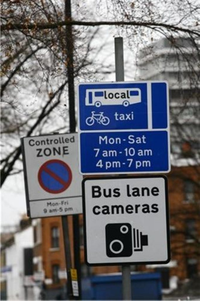 Tory mayoral candidate believes electric cars will make bus lanes obsolete