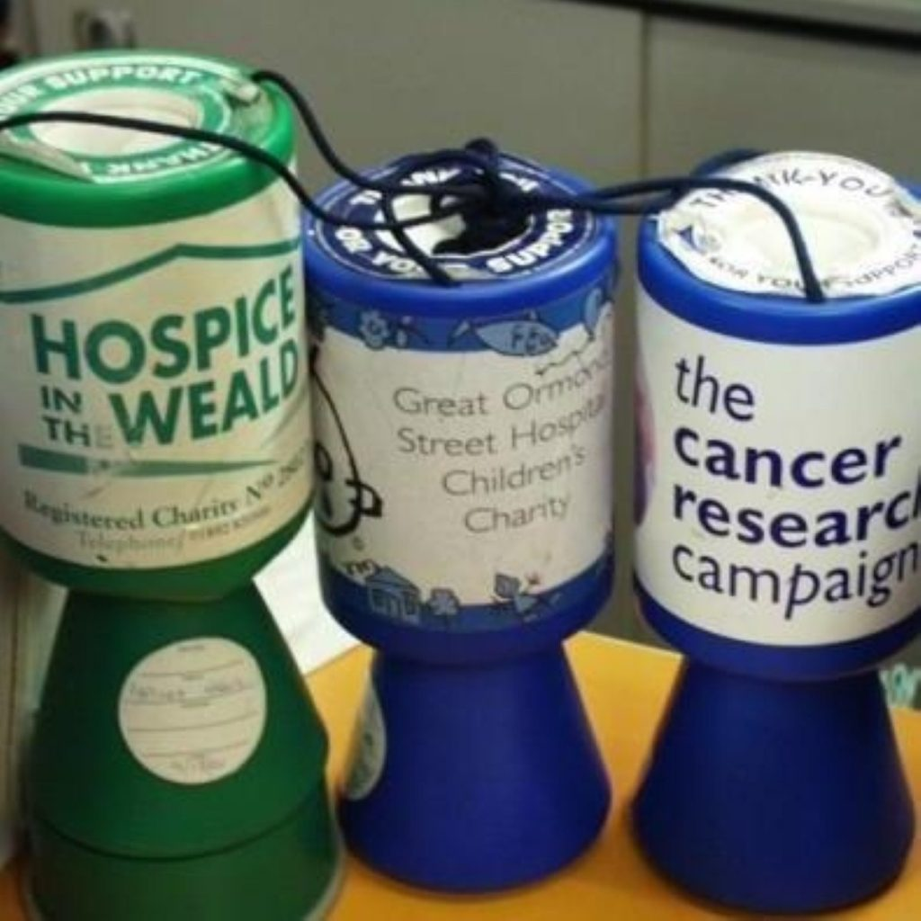 Charities look set to benefit from the Budget