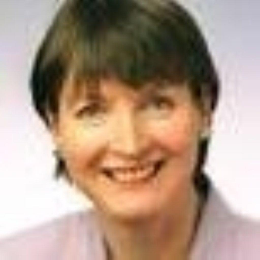 Harman wants closer links between education and communities