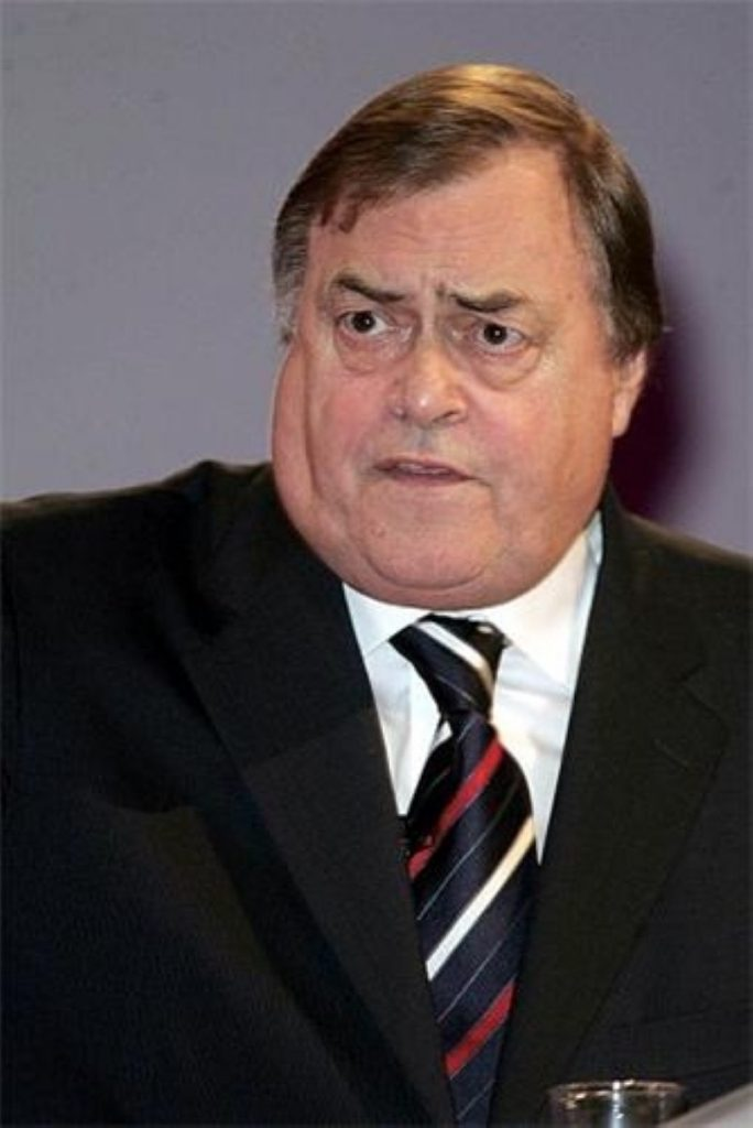 John Prescott says he is satisfied with the loans for honours police probe