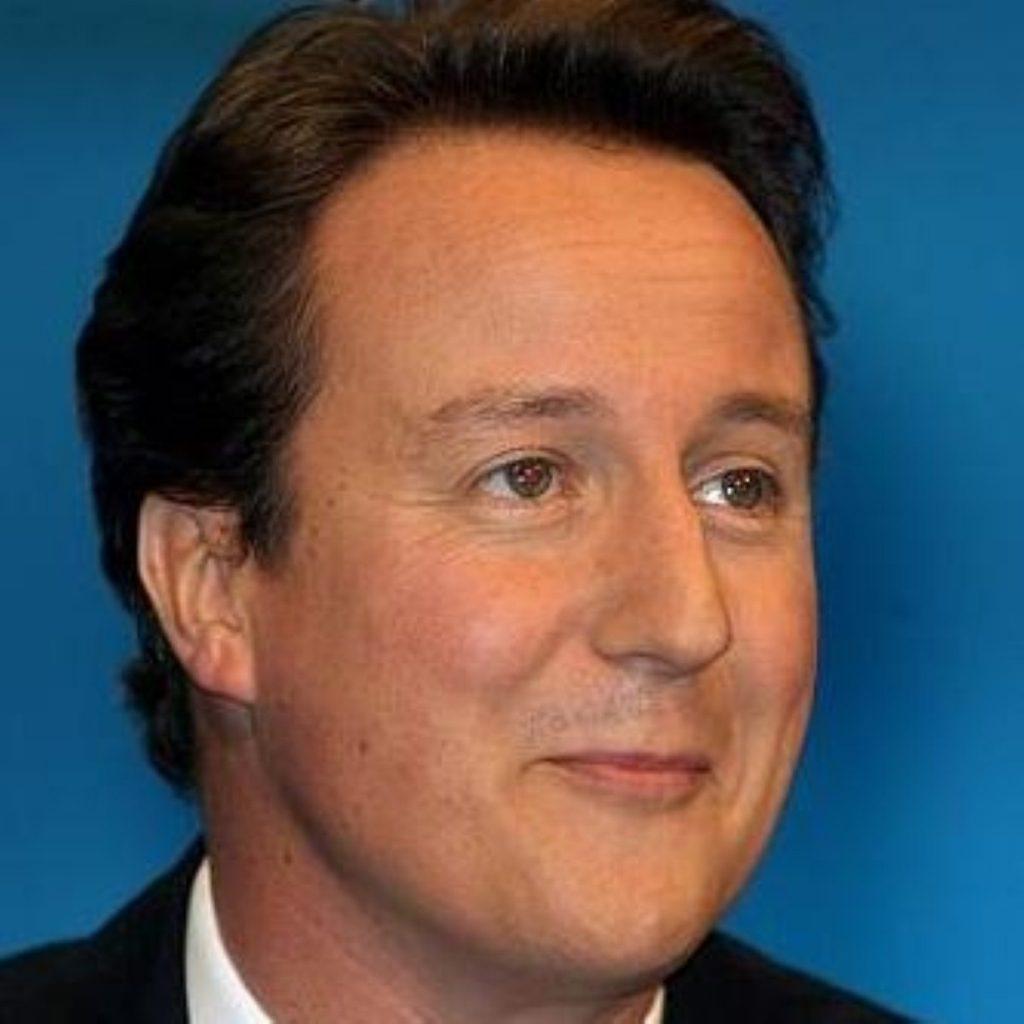 Cameron urged to clarift Ashcroft status