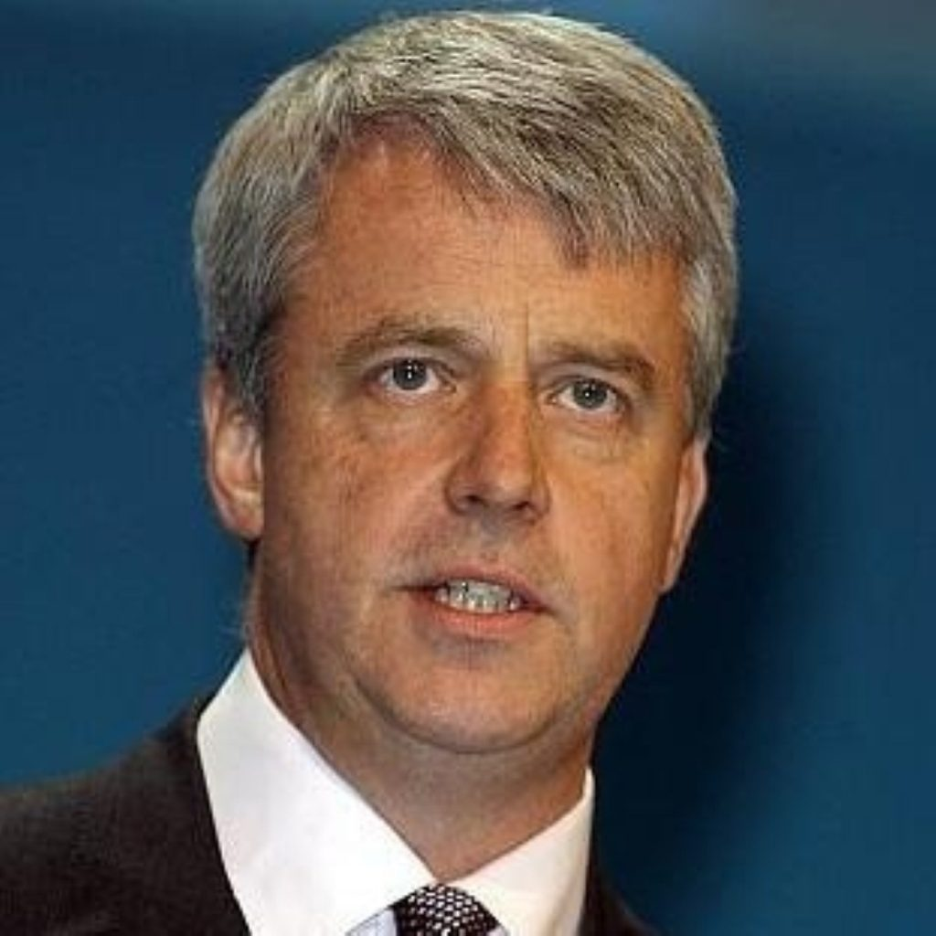 Andrew Lansley: 'We all of us know how much NHS staff do for us'