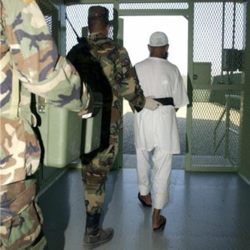 Guantanamo Bay has long been a source of ire for human rights groups