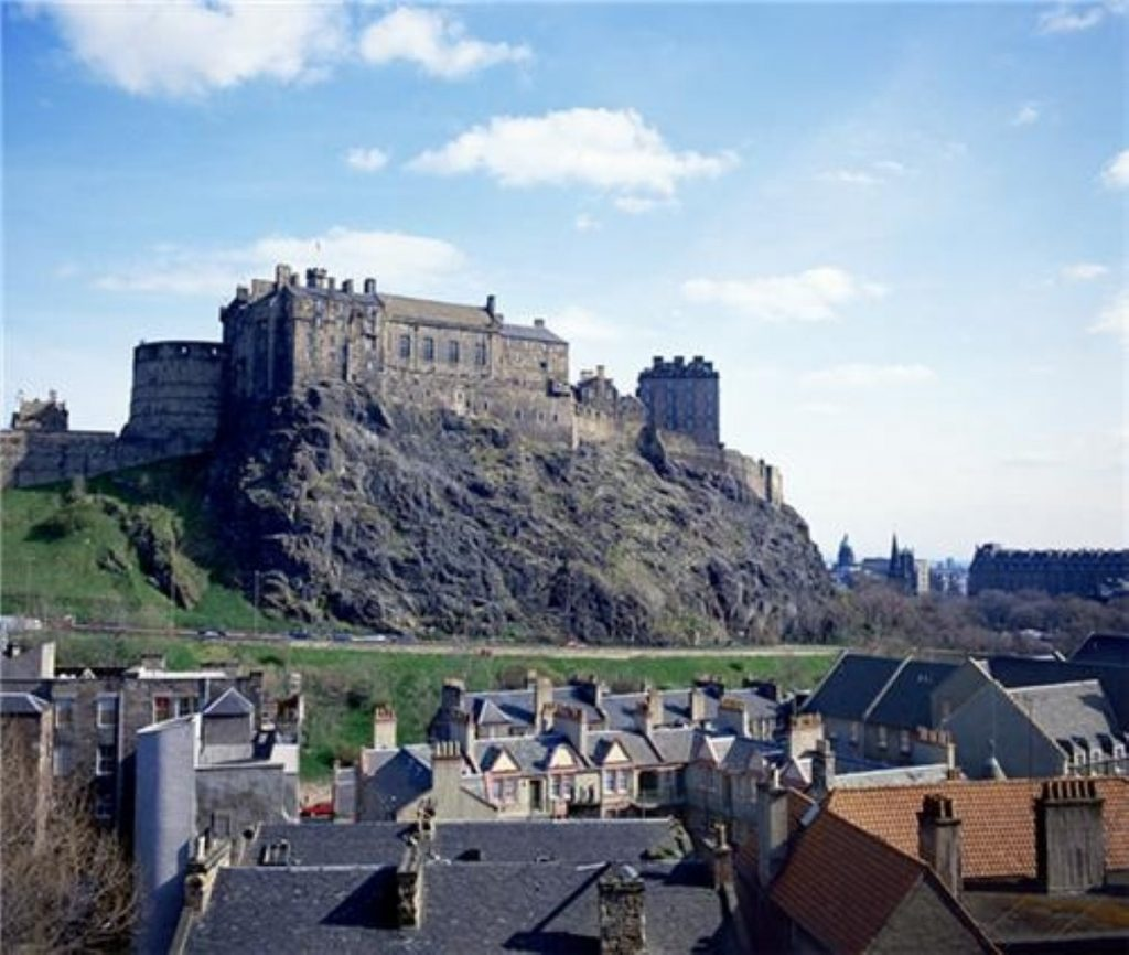 Spending gap with Scotland is only getting wider