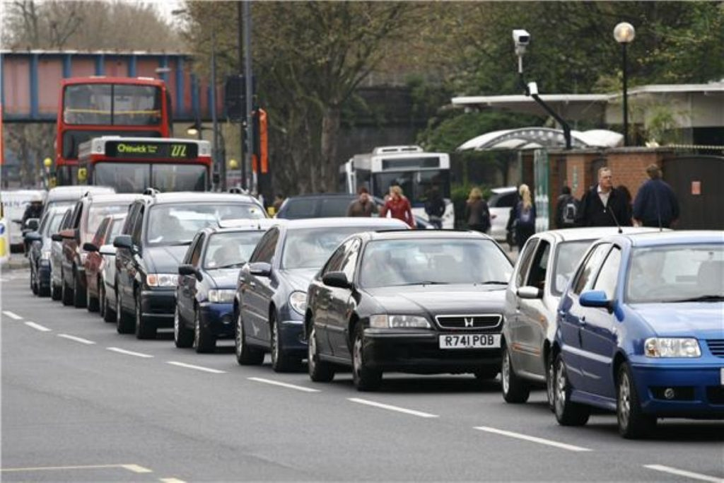 Congestion could cost the UK economy £22 billion per annum by 2025