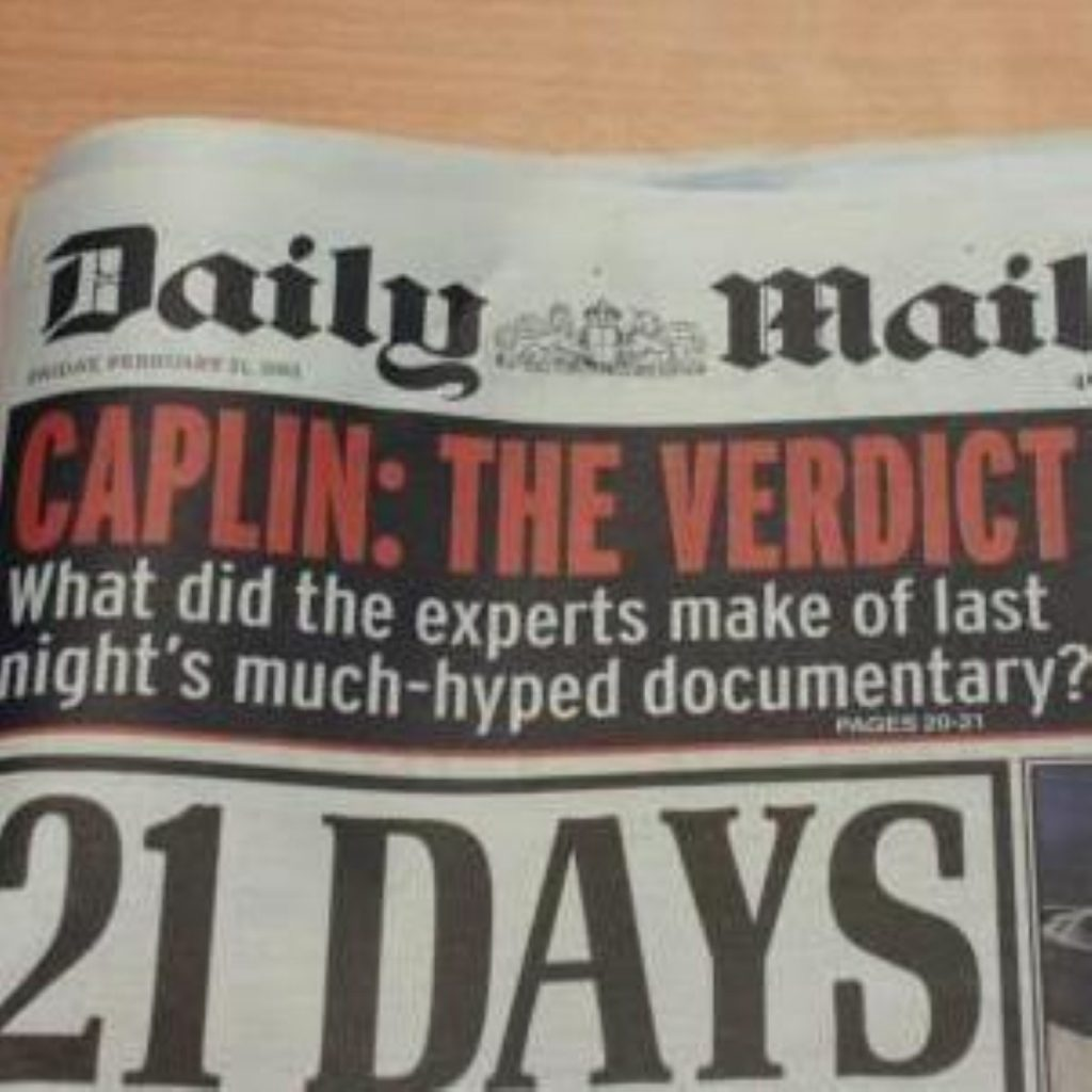The Daily Mail is under pressure to sack one of its columnists over the row, but there is no proven link between Littlejohn's piece and Meadow's death