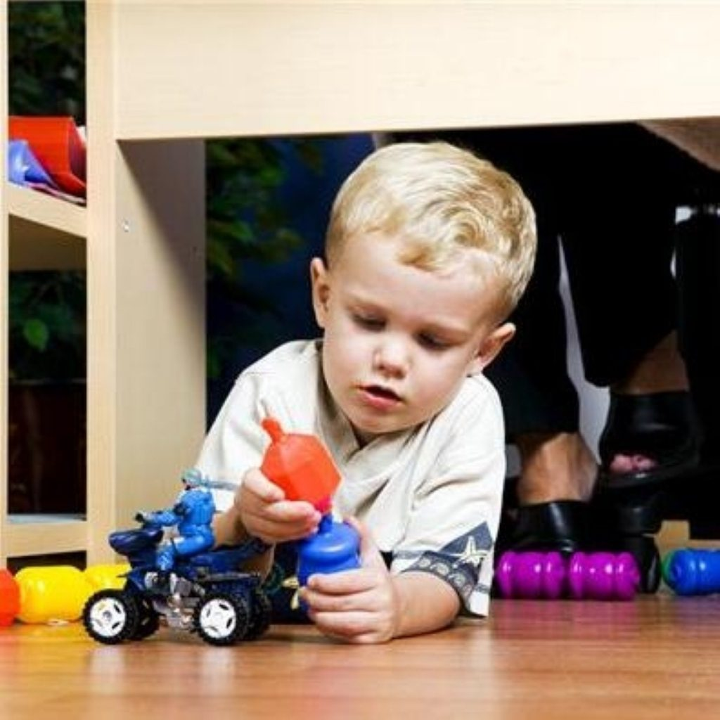"""DCFS insists scheme is """"play-based"""" learning"""