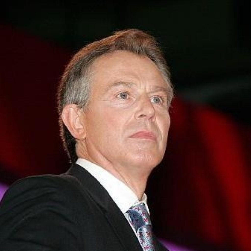 Tony Blair questioned by police for a second time