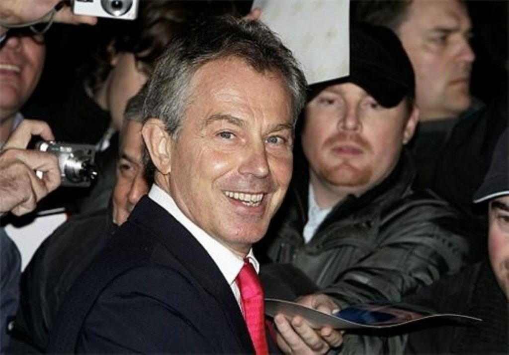 Blair makes his most damaging attack on Miliband yet