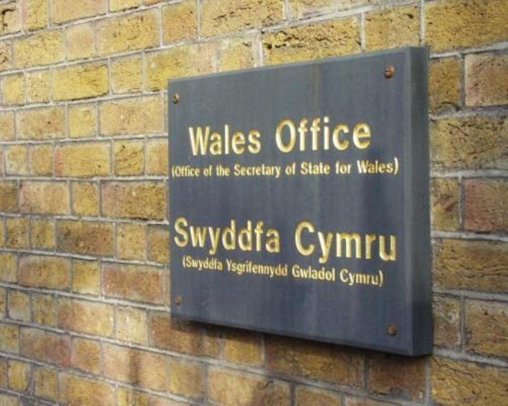 Plaid pushes plan for Welsh parliament