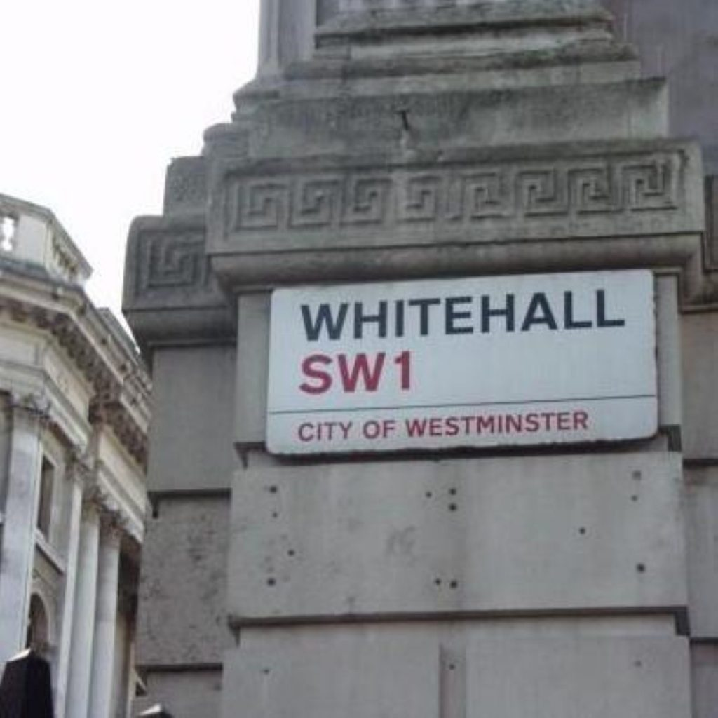 Whitehall could be opening its doors to young people without a university education.