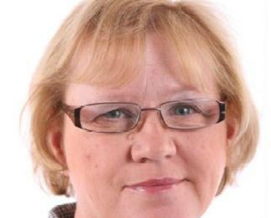 Sandra Osborne is the Labour MP for Ayr, Carrick and Cumnock