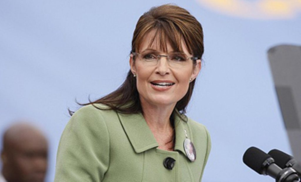 Sarah Palin: Celebrated by some, laughed at by many, feared by others.