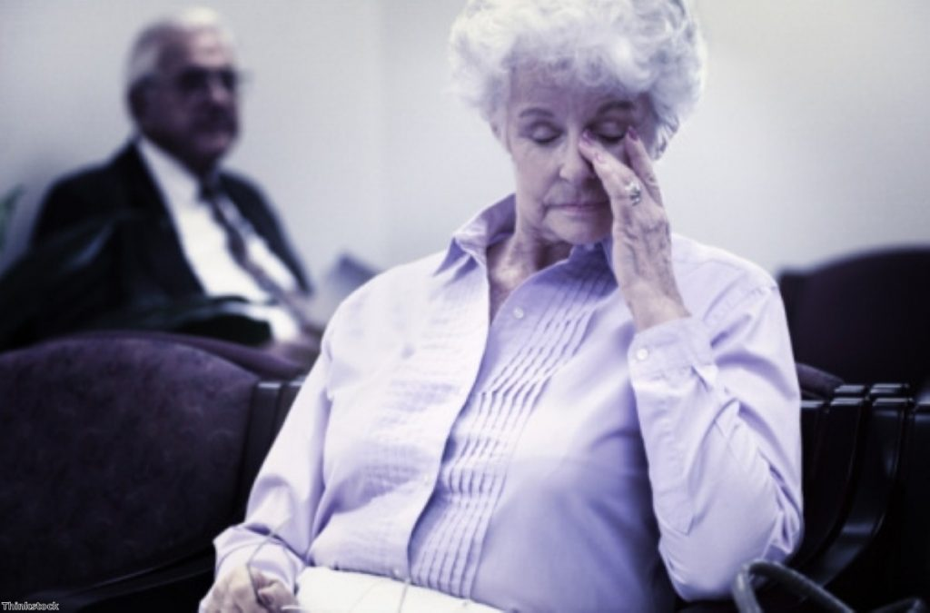 """Most frail face """"catastrophic"""" care costs, Paul Burstow says"""