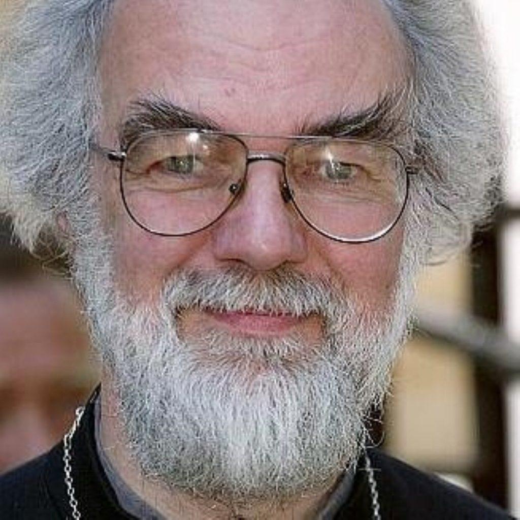 Williams answered critics at Synod.