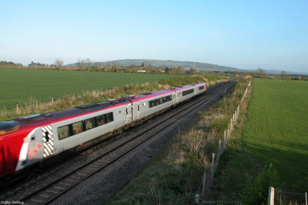 Virgin Rail was one of the companies bidding for the franchise before it was cancelled by the DfT.
