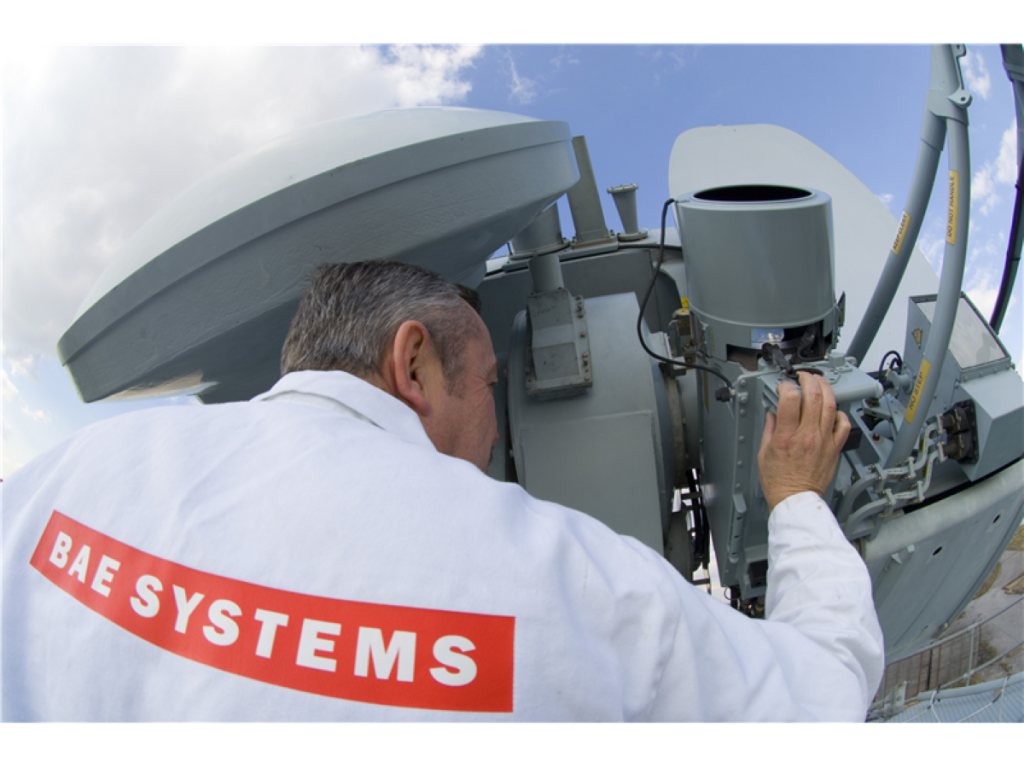 BAE Systems - Inspired work