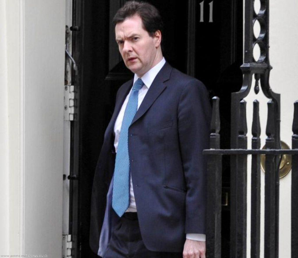 George Osborne isn't having any of it. Photo: www.politicalpictures.co.uk