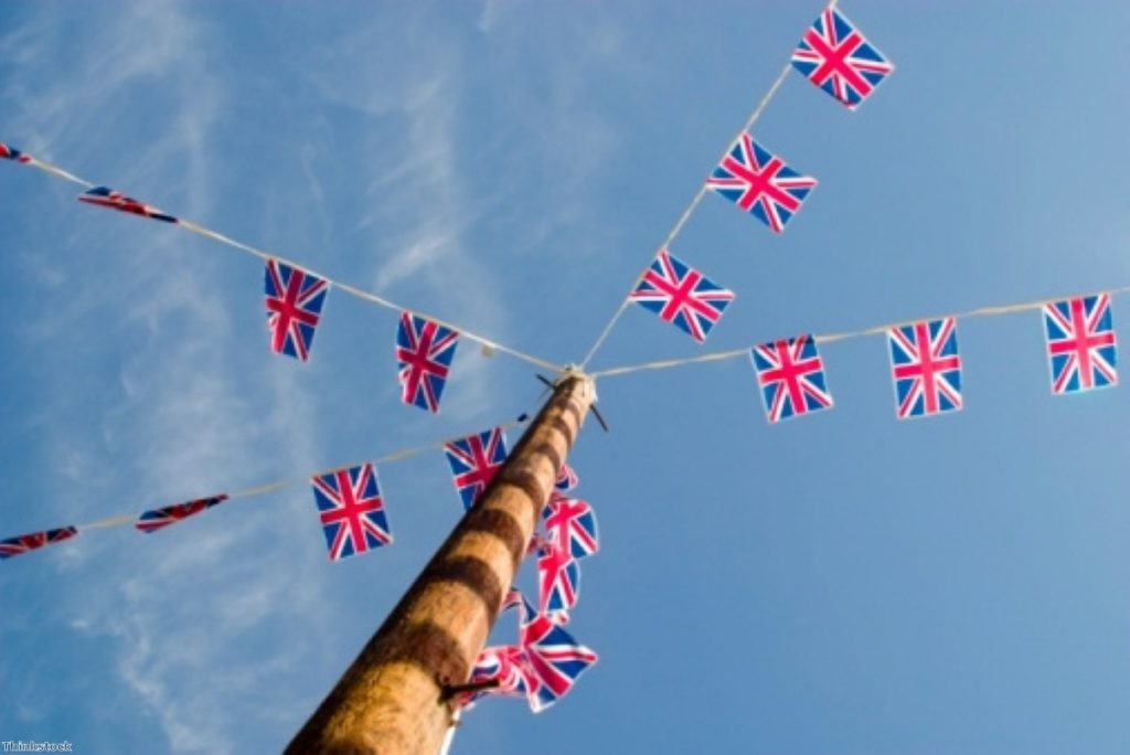 Embracing the union jack? Younger Scots prove much more comfortable with British identity