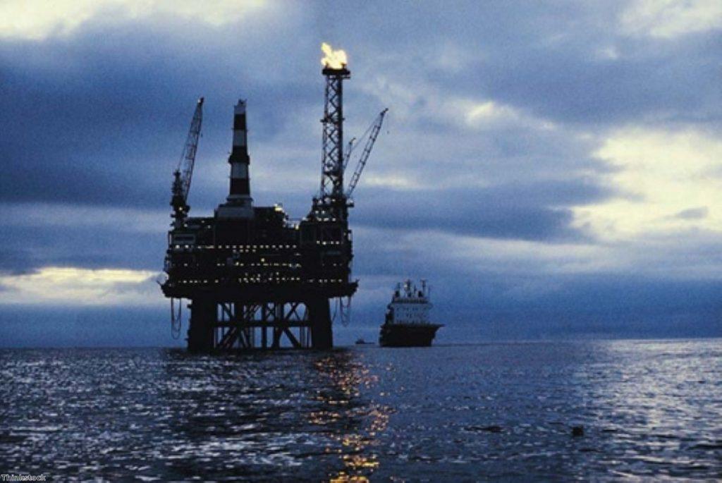 North Sea oil: Which government will benefit?