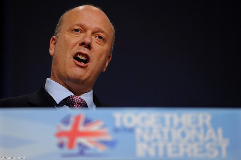 Chaos in probation? Grayling wants to cement the reforms in place before the election