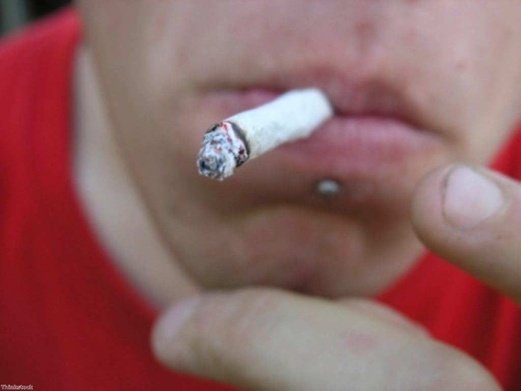 Persecuting people who smoke cannabis diverts resources from serious crime