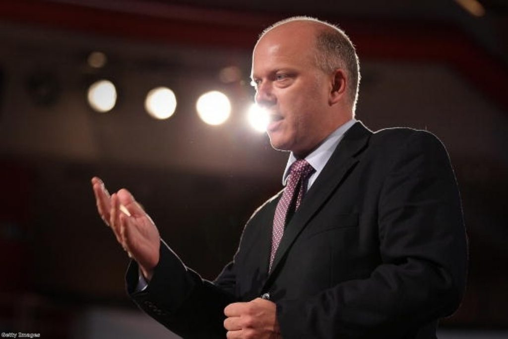 Chris Grayling: Losing touch in attack on charities?