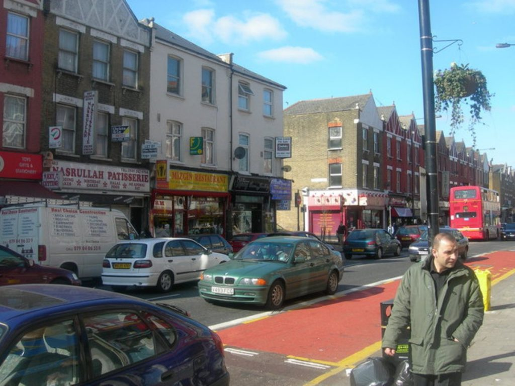Haringey, one of the four boroughs where the benefits cap is being rolled out