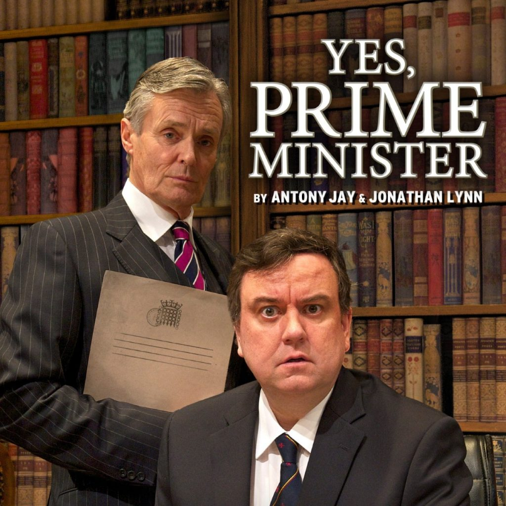 Yes, Prime Minister returns to the West End