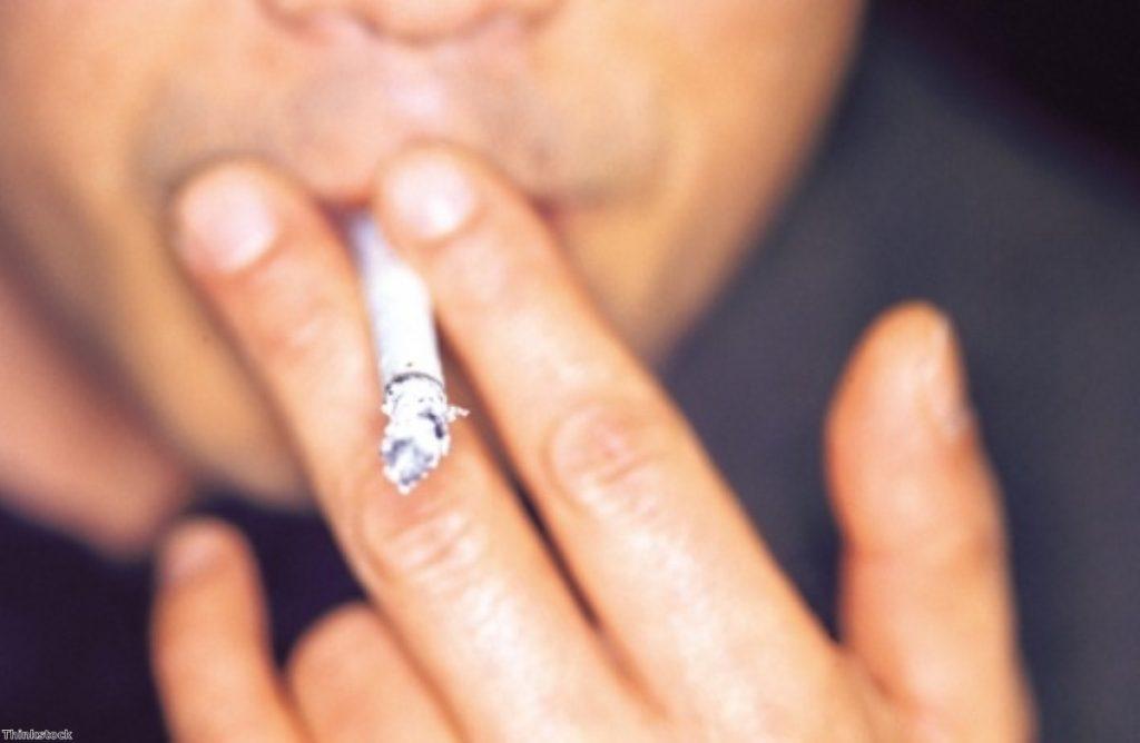 Drug use in prison: Smoking preferred