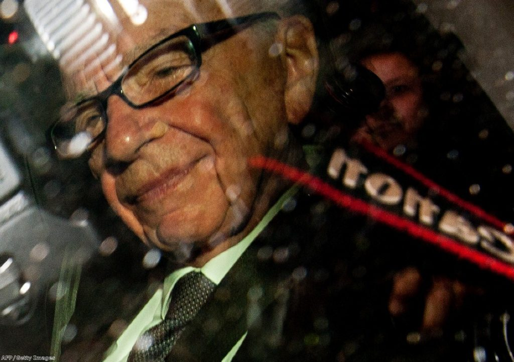 Murdoch-owned businesses show the comparative transparency of public broadcasting