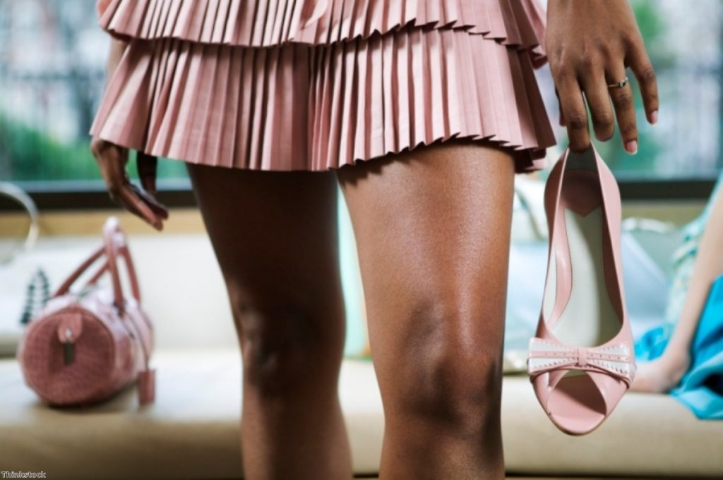 The power of the skirt: Pupil challenges discrimination with creative protest.