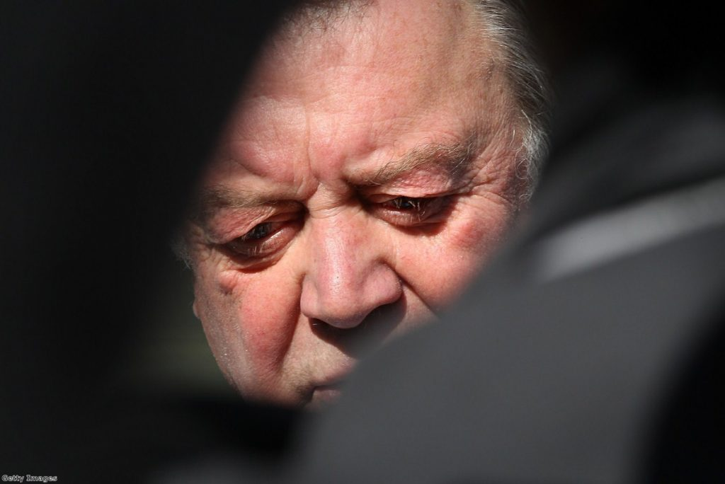 Ken Clarke: Last of the Tory moderates shuffled out of office