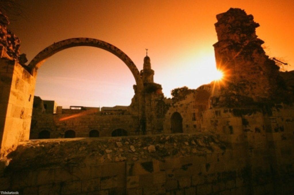 Jerusalem: The Jewish quarter