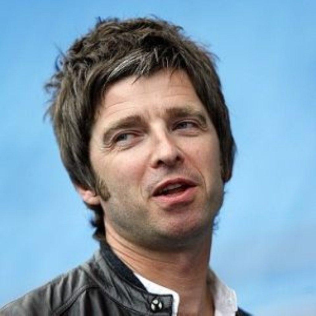 Former Oases frontman Noel Gallagher