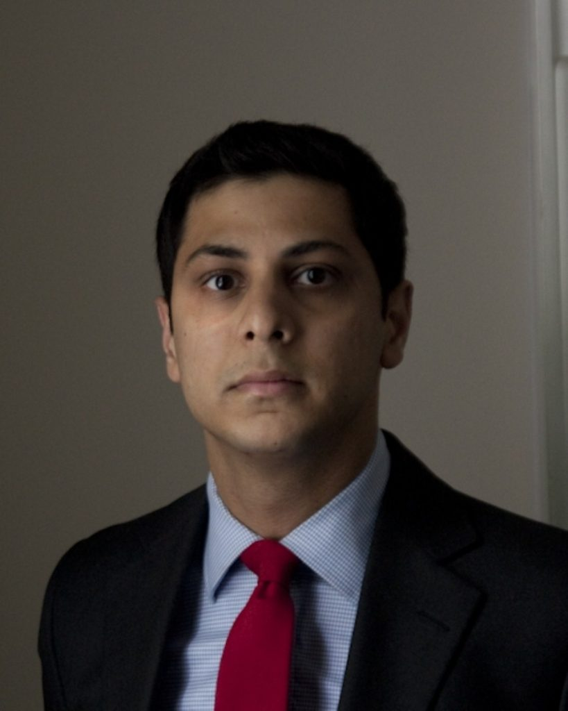 Shashank Joshi is an associate fellow at the Royal United Services Institute.