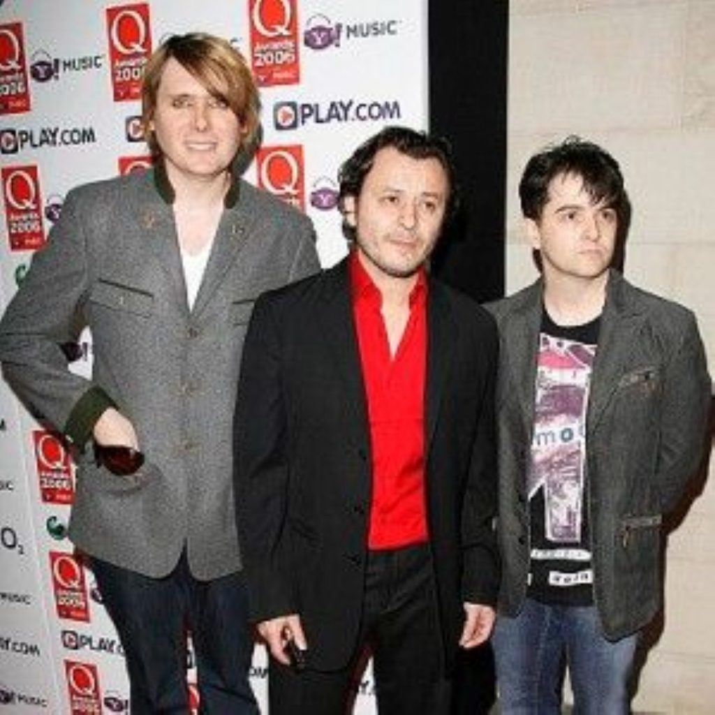 The Manic Street Preachers have long been known for their dark, highly intellectual political songs