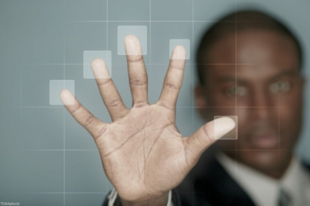 Biometrics: the part of the ID system which was left alive