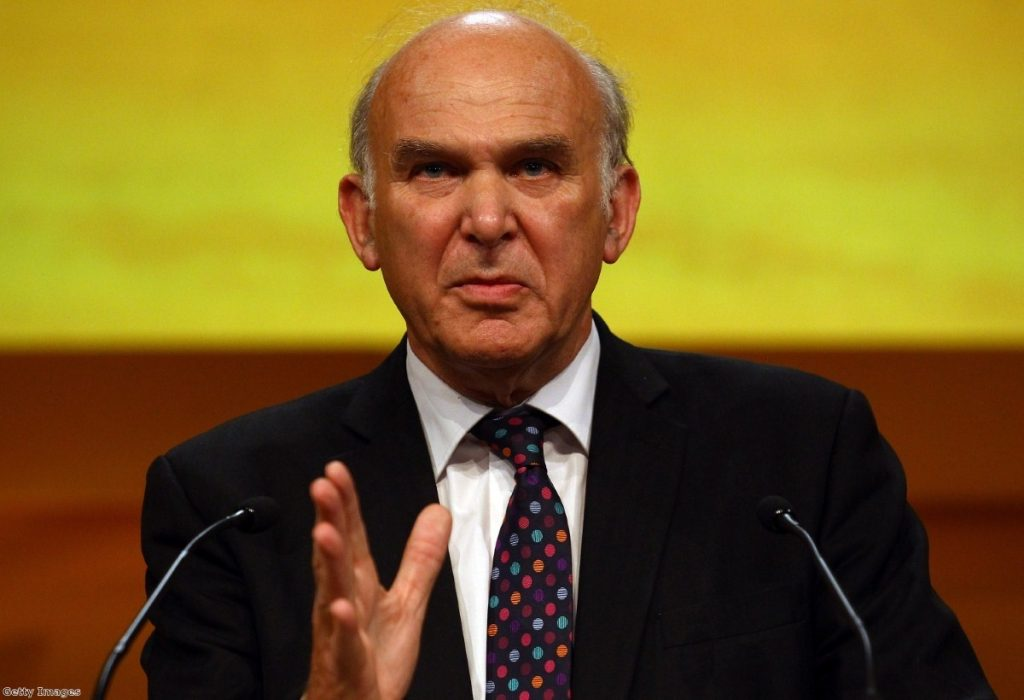 Vince Cable: Jeremiah was right, after all