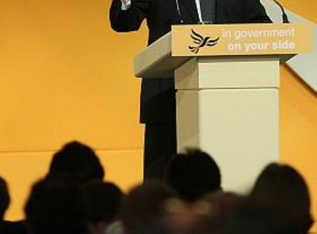 Nick Clegg on the shipping forecast, and politics too