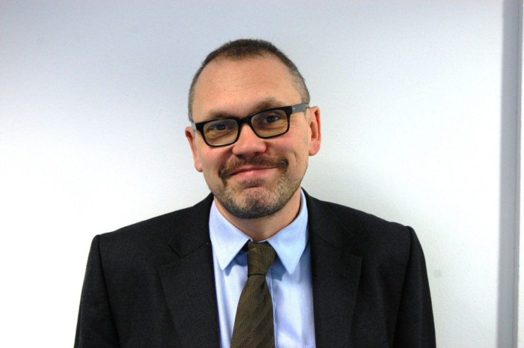 Mark Davies is director of communications at Rethink Mental Illness.