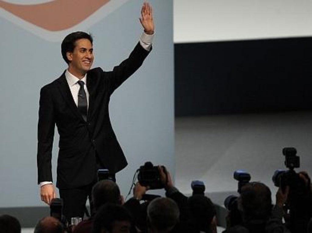 Miliband: I'll split the banks if they don't