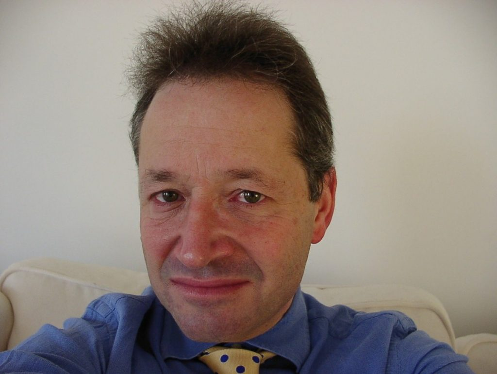 Richard Heller is an author and journalist