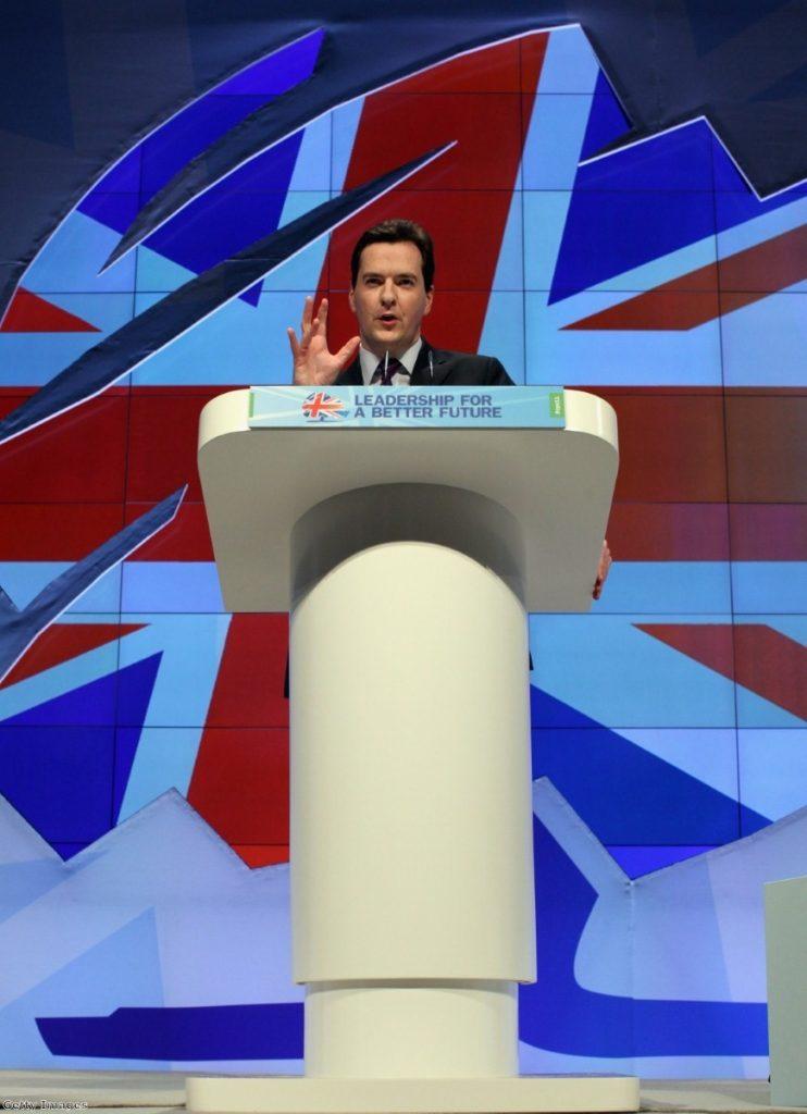 George Osborne speech in full