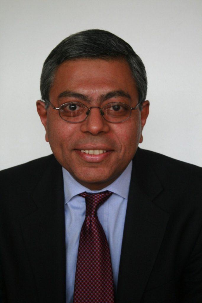 Chandu Krishnan is executive director of Transparency International UK
