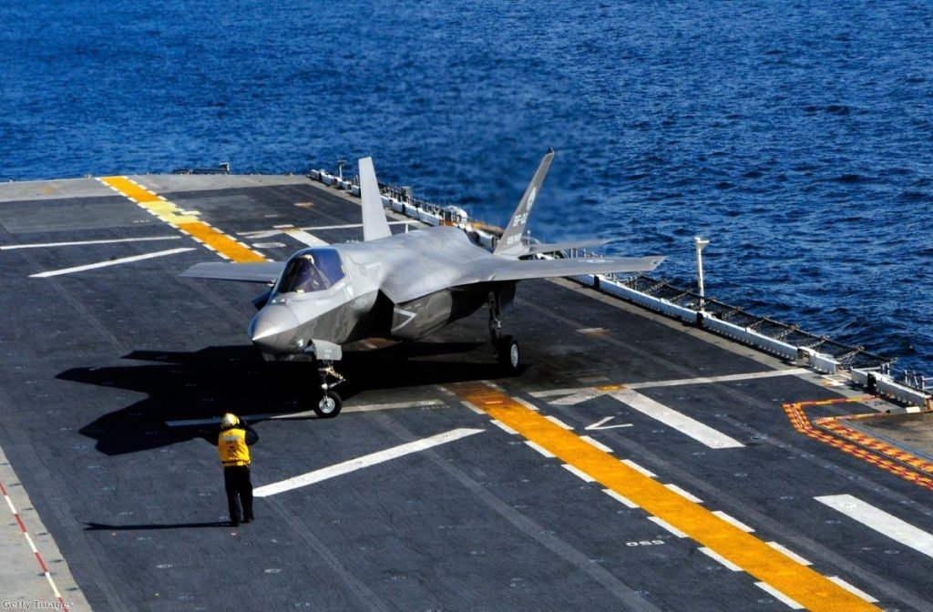 Joint Strike Fighter: So much for interoperability