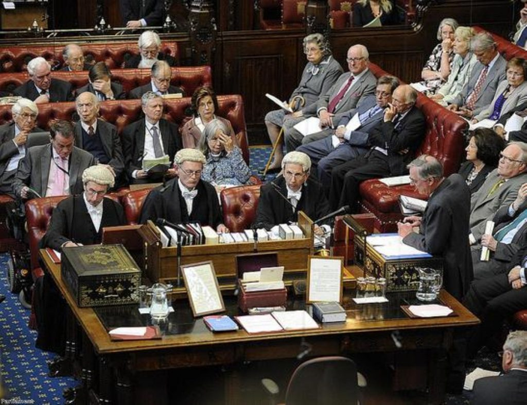 Minister ready to use Parliament Act to push through Lords reform
