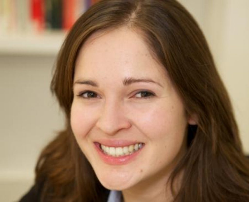 Elizabeth Hunter is director of Theos, the religion and society think tank