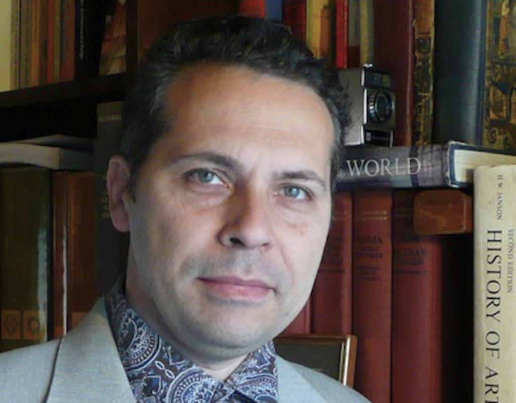 Patricio Pouchulu: 'Assange brought us the future'