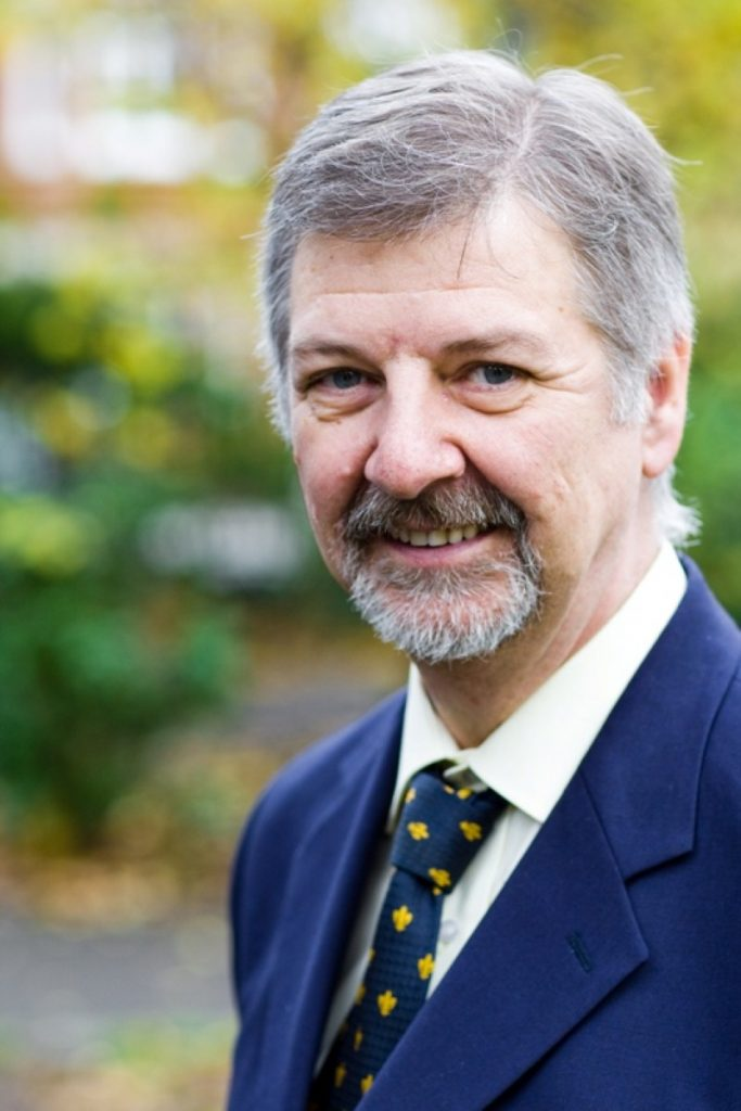 Terry Sanderson is president of the National Secular Society